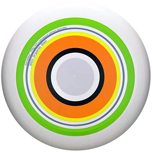Eurodisc Frisbee 175g Ultimate Wettkampfscheibe mit Stabiler Flugbahn über 100 Meter Spring