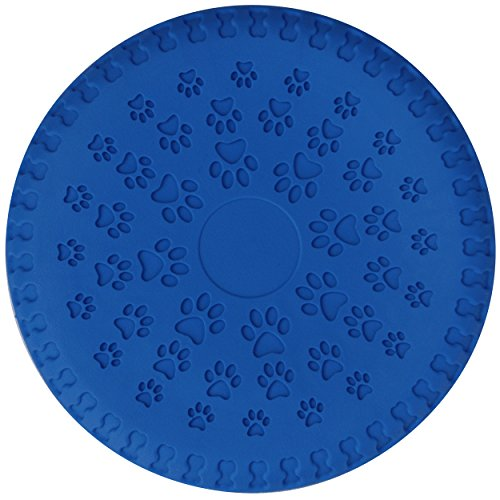 SchwabMarken Weiche Hunde Frisbee/Dog Frisbee Disc, 3 Stück, bunt gemischt, Durchmesser ca. 23 cm Mengen