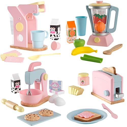 KidKraft Küchenzubehör-Set Pastell