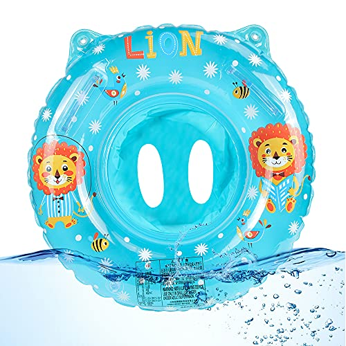 O-Kinee Baby Schwimmring, Baby Float schwimmreifen, Schwimmring mit Sitz, Schwimmring Baby, Schwimmreifen...