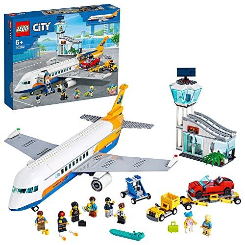 Spielzeug-Flugzeugset 'Passagierflugzeug' von LEGO City