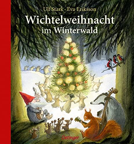 Wichtelweihnacht im Winterwald