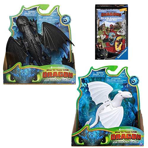 Spar-Set DreamWorks - Dragons - Drachenzähmen leicht gemacht 3 - Ohnezahn/Toothles,...