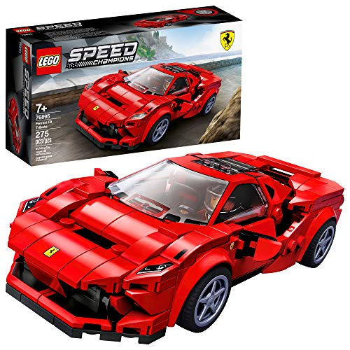 LEGO Speed Champions 76895 - Ferrari F8 Tributo rot (275 Teile)
