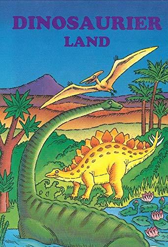 Dinosaurier - eine spannende Geschichte mit dem Namen des bzw. IHRES Kindes und den Namen von bis zu 4...
