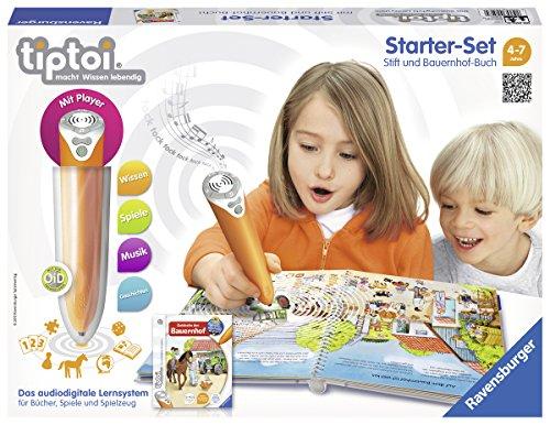 Ravensburger - tiptoi StarterSet mit Stift und Buch
