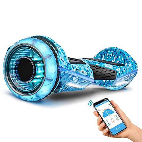 """6,5"""" Premium Hoverboard Bluewheel HX360   Deutsches Qualitätsunternehmen   Infinity LED Reifen & APP..."""