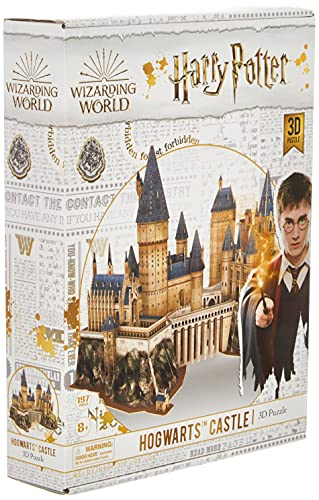 Revell 302 Hogwarts Castle, das Schloß Harry Potter Zubehör, farbig