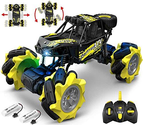 DoDoeleph 1/16 ferngesteuertes Auto, RC Auto Offroad, RC Car, RC Monstertruck, Auto ferngesteuert Kinder,...