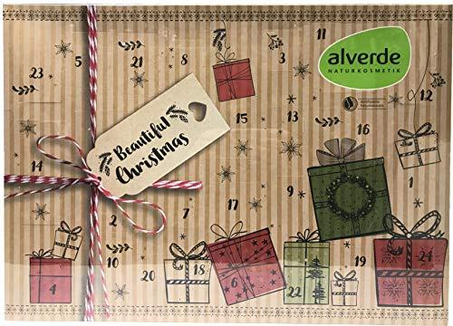Alverde Naturkosmetik - Adventskalender 2018 - Beautiful Christmas - Natur - Kosmetik - Beauty -...