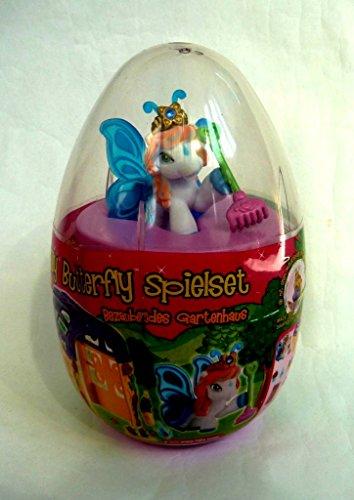 Neu Filly Butterfly Spielset (Mega-Ei), bezauberndes Gartenhaus mit exclusivem Filly Victoria (mit...