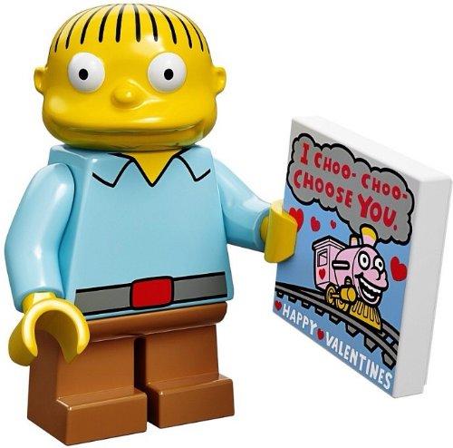 Lego Simpsons Ralph Wiggum