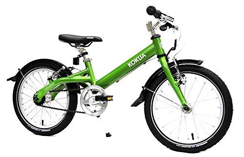 LIKEtoBIKE Kinderfahrrad 20 ' von Kokua Like to Bike grün