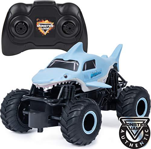 Monster Jam 6044952 - Megalodon RC Truck, Maßstab 1:24, ferngesteuert