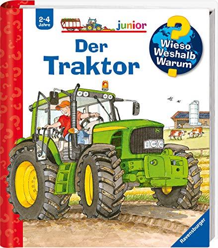 Wieso? Weshalb? Warum? junior: Der Traktor (Band 34) (Wieso? Weshalb? Warum? junior, 34)