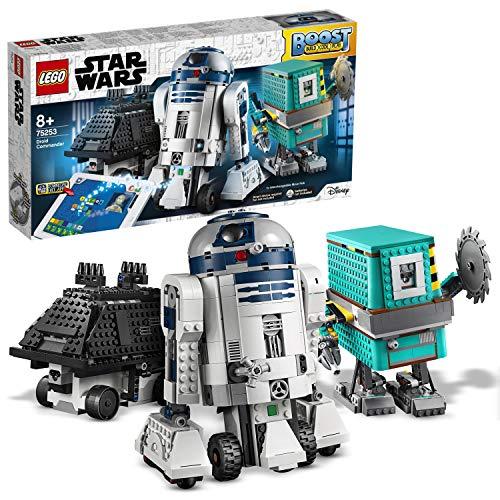 LEGO - Star Wars BOOST Droide, App-gesteuerte und programmierbare Roboter