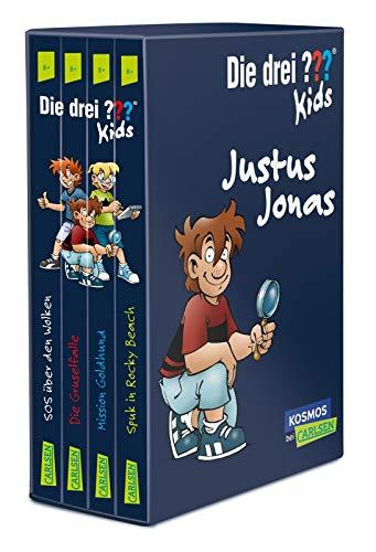 Die drei ??? Kids: 4 Bände im Schuber (SOS über den Wolken, Spuk in Rocky Beach, Die Gruselfalle,...
