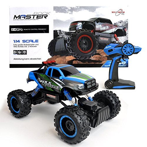 Rock Master - 4WD Monster Truck