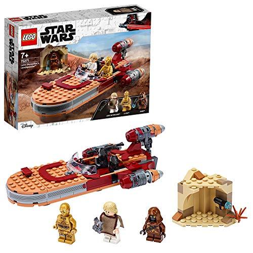 LEGO75271StarWarsLukeSkywalkersLandspeederBausetmitJavaMinifigur,SerieEineNeue...