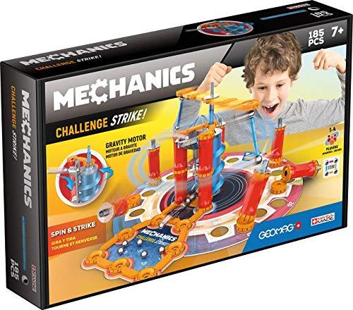 Geomag, Mechanics Challenge Strike, 777, 185-teilig