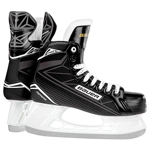 BAUER - Supreme S 140 Eishockeyschlittschuhe für Kinder I Kinderschlittschuh I Schlittschuhe für...