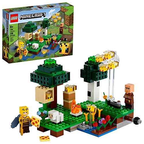 LEGO Minicraft 21165 - Die Bienenfarm (238 Teile)