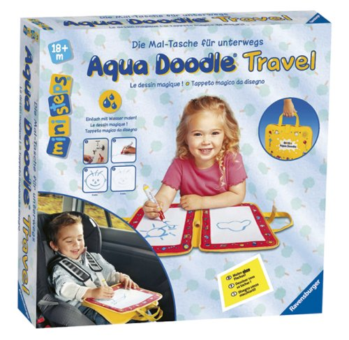 Aqua Doodle® Travel: Ab 18 Monaten (ministeps Spiele)