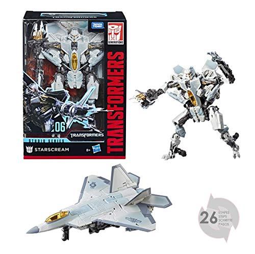 Transformers Studio Series Voyager Starscream, Actionfigur