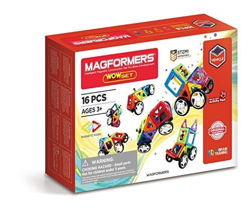 Unbekannt Magformers 274-14 14 Wow Spielzeug Set Konstruktionsspielzeug