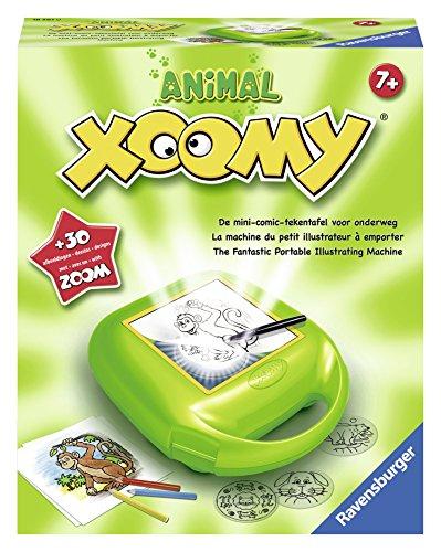 Ravensburger Animals Xoomy Boy/Girl - Lernspiele (Grün, Junge/Mädchen, 7 Jahre(n), 200 mm, 80 mm, 240...