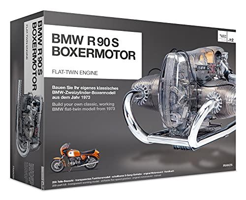 Franzis Motorbausatz: BMW R 90 S Boxermotor