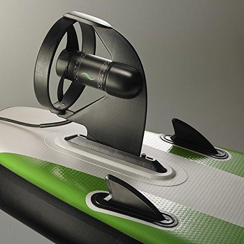 Der erste Elektroantrieb für Stand Up Paddle Boards