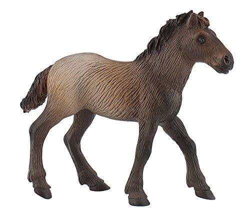 Bullyland 62734 - Spielfigur, Camargue Jährling, ca. 9,5 cm