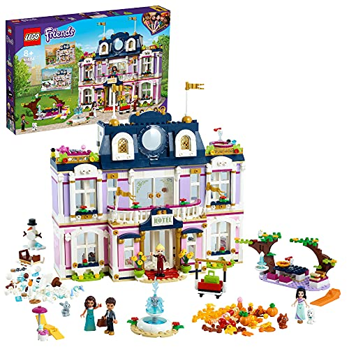 Hotel-Puppenhaus 'Heartlake City Hotel' von LEGO Friends