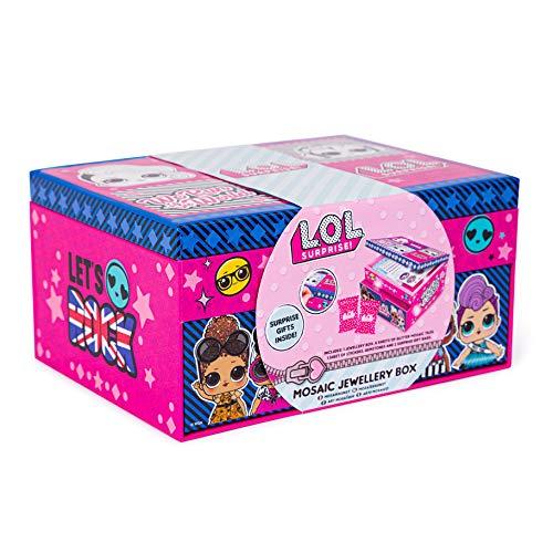 L.O.L. Surprise ! 42-0012/19 - Schmuckkasten für Mädchen - LOL Surprise