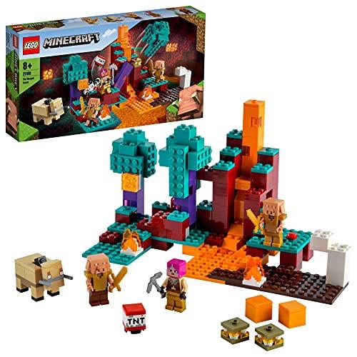 Minecraft-Spielzeug 'Der Wirrwald' von LEGO Minecraft
