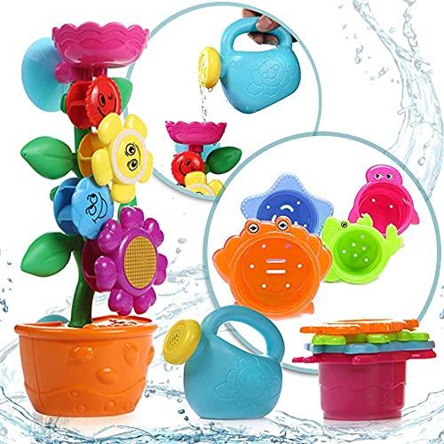 Badespielzeugset 7 teilig