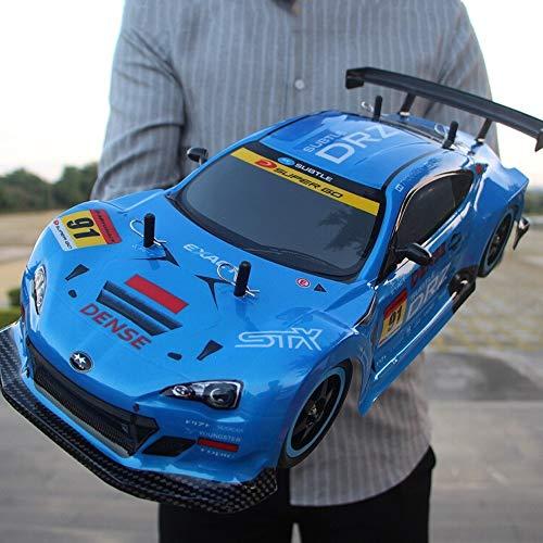 Poooc Wiederaufladbare 40KM / H 4WD Professionelle Erwachsene Sport 2,4 GHz High Speed RC...