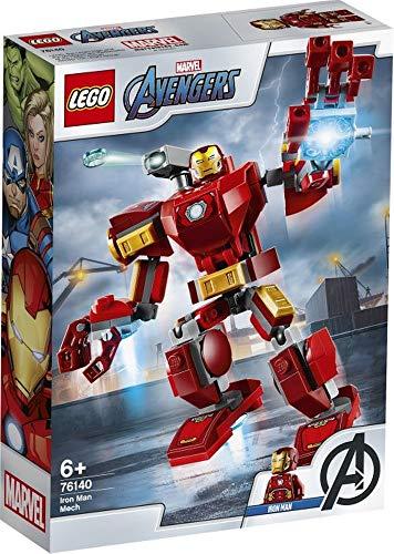 wow Lego® Marvel Super Heroes Avengers Iron Man-Mech, ab 6 Jahre