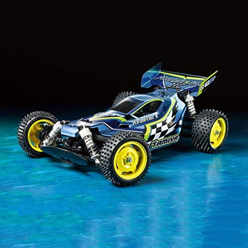TAMIYA 1:10 RC Plasma Edge II (TT-02B) - ferngesteuertes Auto - RC-Fahrzeug - Off Road Race Buggy -  RC...