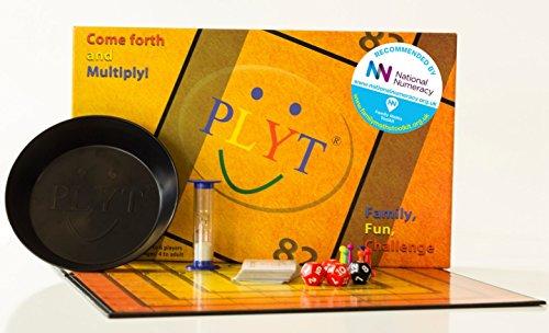 Plyt- das Mathe-Brettspiel für Familien