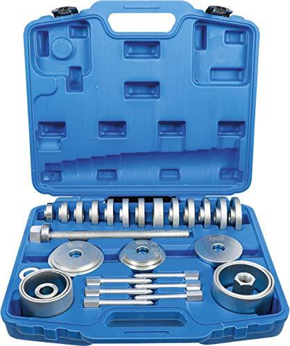 BGS 67301 | Radlager-Werkzeug-Satz | 31-tlg. | Radlager-Abzieher | Radnabe | Ausdrücker | Montage...