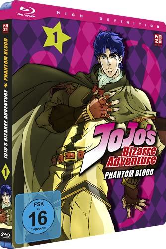 Jojo's Bizarre Adventure - Staffel 1 - Vol.1 - [Blu-ray]
