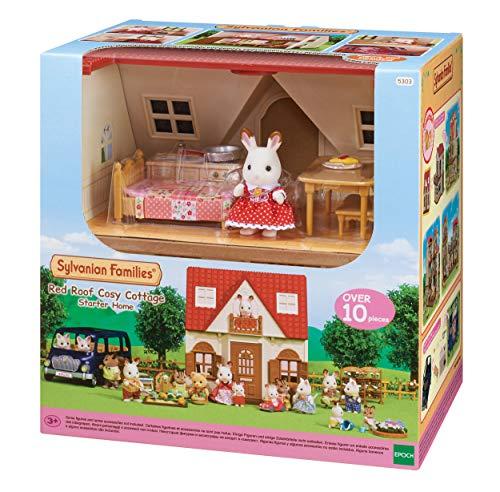 Sylvanian Families 5303 Starter Haus - Puppenhaus
