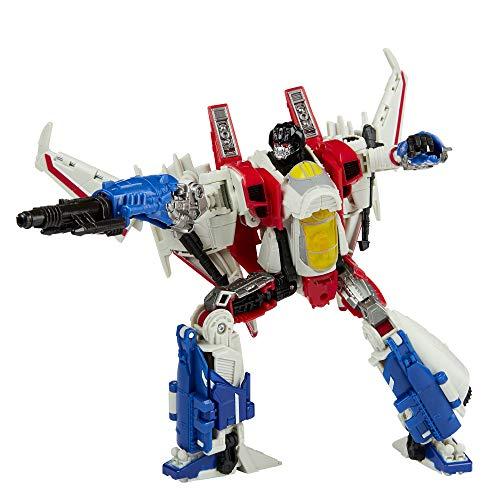 Transformers Spielzeug Studio Series 72 Voyager-Klasse Bumblebee Starscream Action-Figur – Ab 8 Jahren...