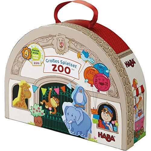 HABA: Großes Spielset 'Zoo'