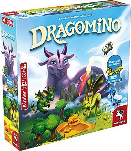 Dragomino von Bruno Cathala, Marie Fort und Wilfried Fort / Pegasus Spiele