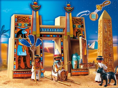 PLAYMOBIL® 4243 - Pharaonentempel