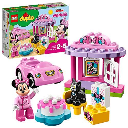 LEGO 10873 DUPLO Disney Minnies Geburtstagsparty, Spielzeug