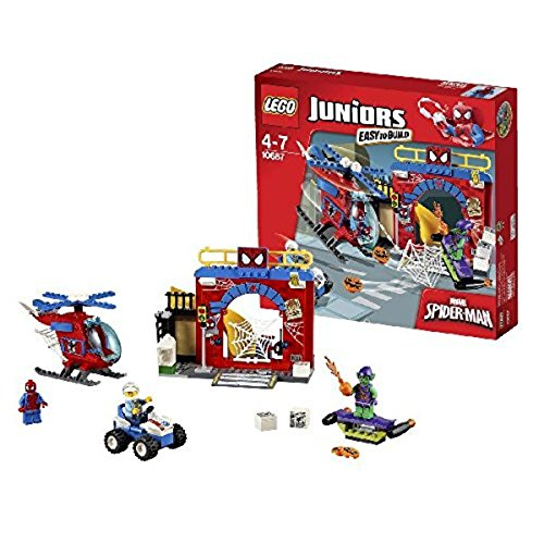 LEGO Juniors 10687 - Spider-Man Versteck